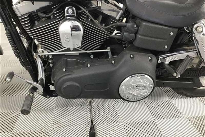 Harley Davidson Dyna 2009
