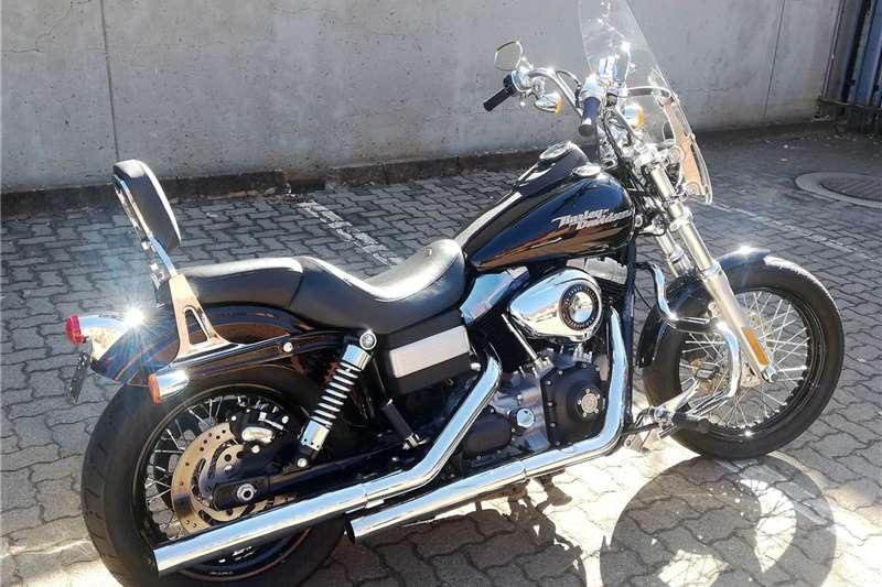 2009 Harley Davidson Dyna