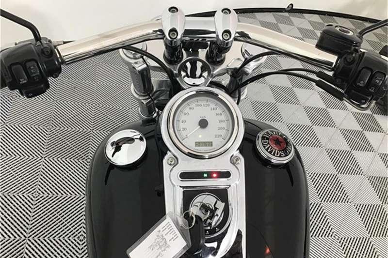 Harley Davidson Dyna 2010