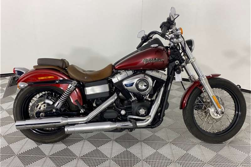 Used 2010 Harley Davidson Dyna