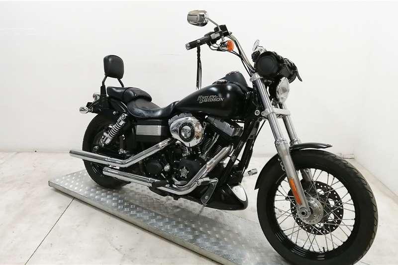 Harley Davidson Dyna 2011