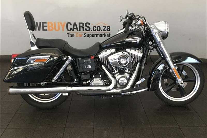 Harley Davidson Dyna 2012
