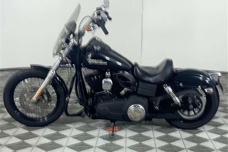 Used 2012 Harley Davidson Dyna