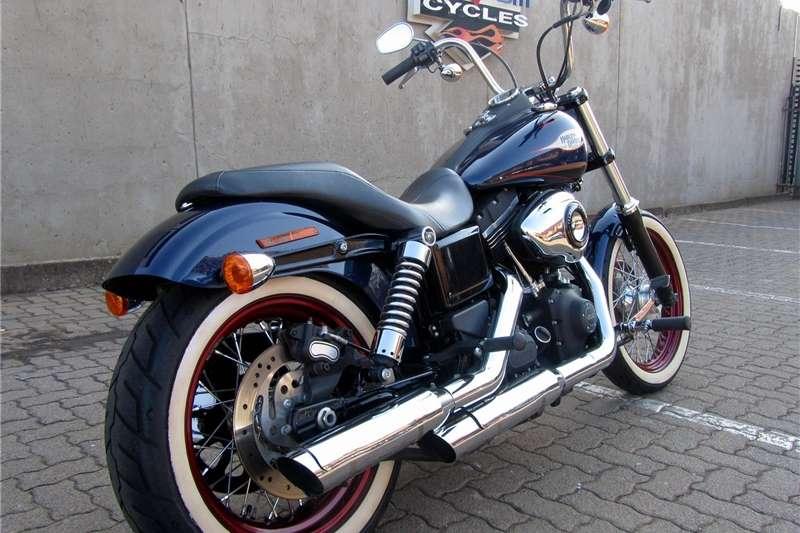 Harley Davidson Dyna 2013