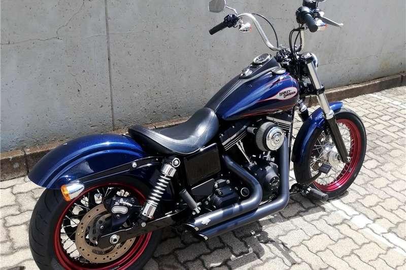 Used 2013 Harley Davidson Dyna
