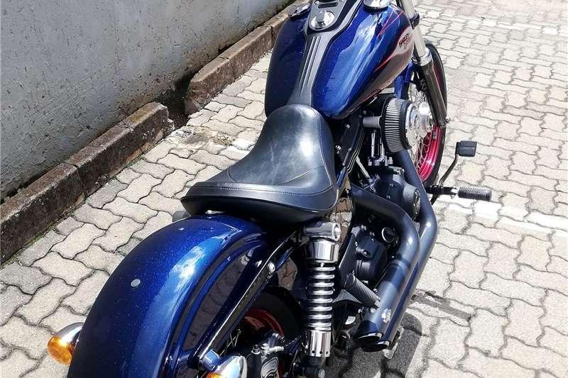 2013 Harley Davidson Dyna