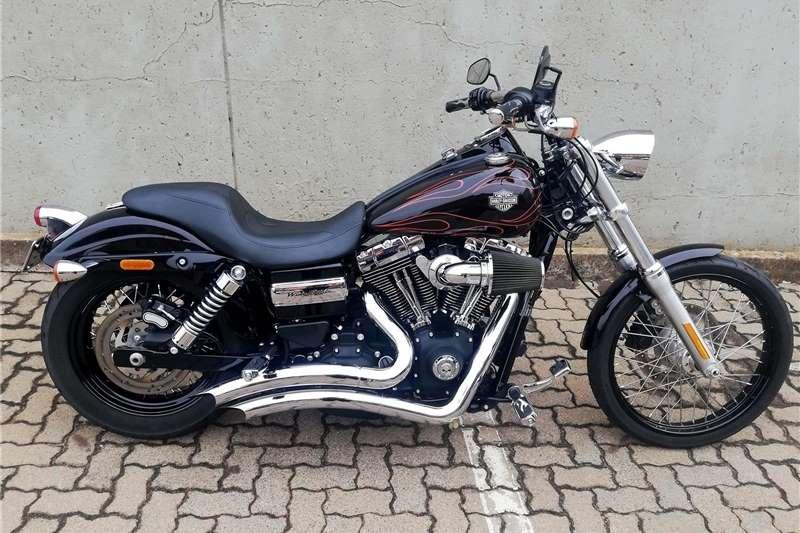 Harley Davidson Dyna 2014