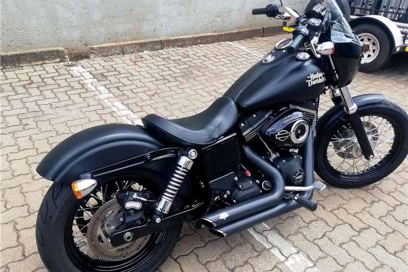 Harley Davidson Dyna 2015