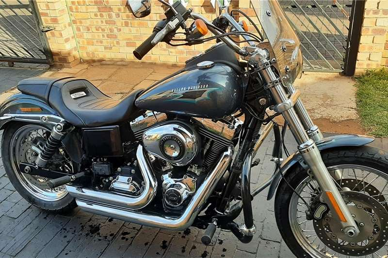 Used 2016 Harley Davidson Dyna