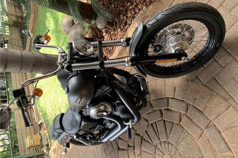 Harley Davidson Dyna 2017