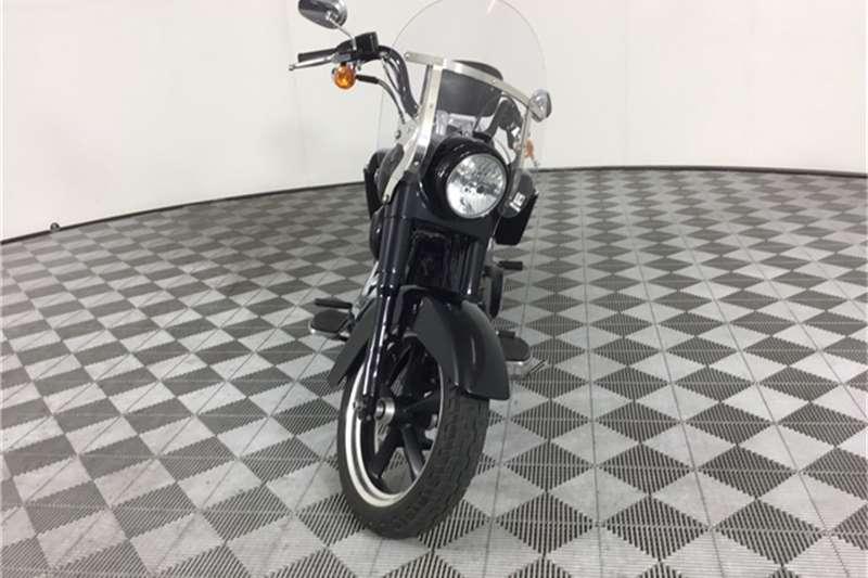 Used 2017 Harley Davidson Dyna