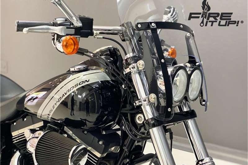 Harley Davidson Dyna Fat Bob 103 2015