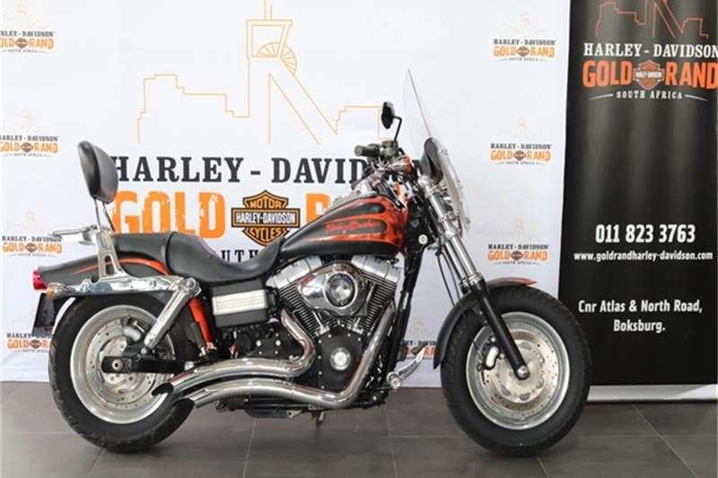 Harley Davidson Dyna Fat Bob 2010