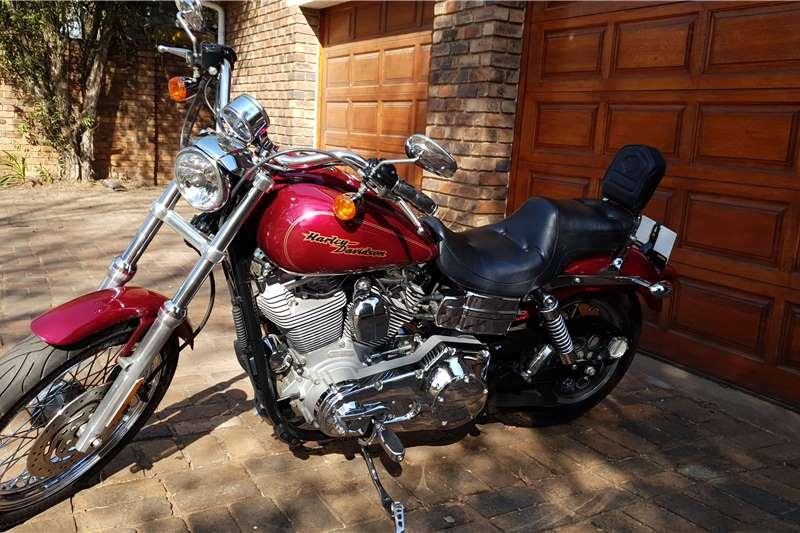 Used 2005 Harley Davidson Dyna Glide