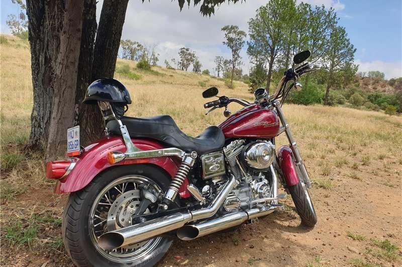 Harley Davidson Dyna Glide 2005