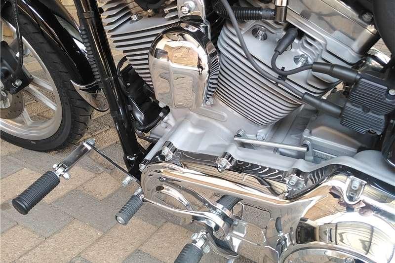 Used 2006 Harley Davidson Dyna Glide