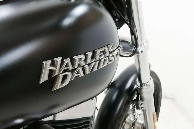 2011 Harley Davidson Dyna