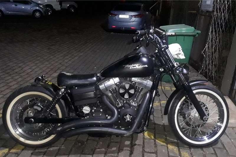 Used 0 Harley Davidson Dyna