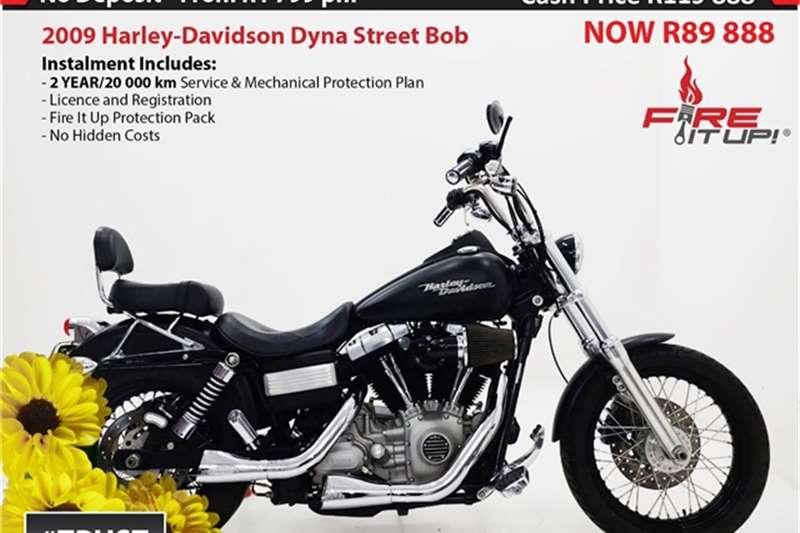 Harley Davidson Dyna Street Bob 2009