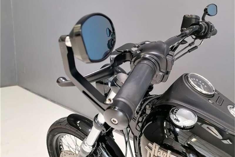 Harley Davidson Dyna Street Bob CUSTOM 103ci 2016