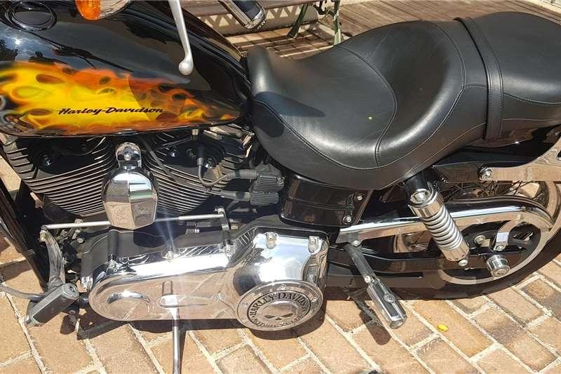 Harley Davidson Dyna Wide Glide 2011
