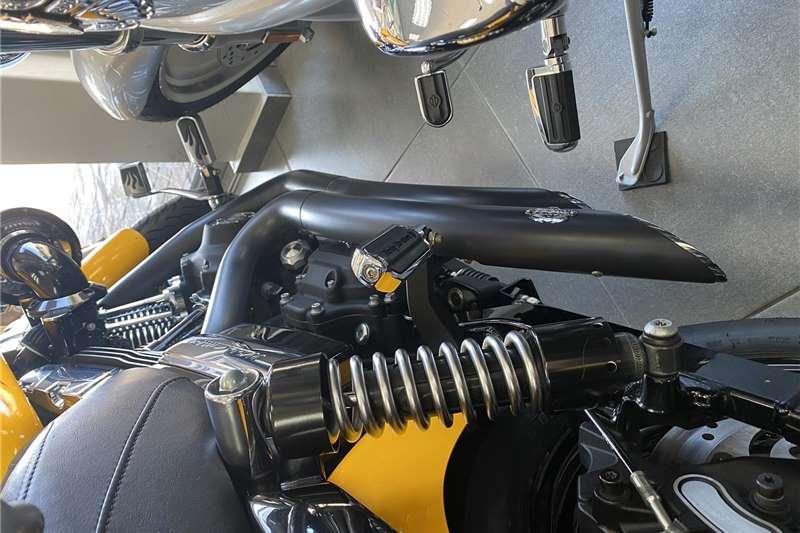 Used 2011 Harley Davidson Dyna Wide Glide