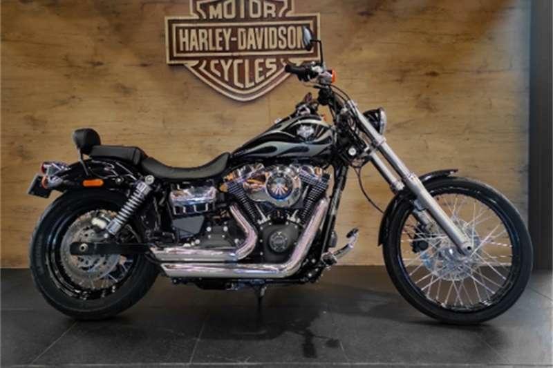 2013 Harley Davidson Dyna Wide Glide