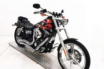 Harley Davidson Dyna Wide Glide 2016