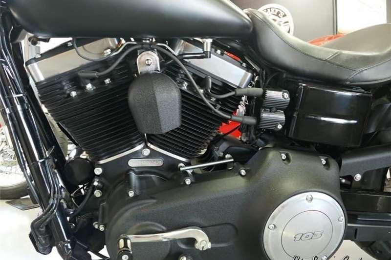 Used 2017 Harley Davidson Dyna Wide Glide