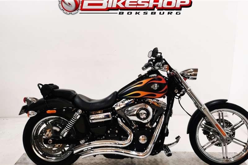 2016 Harley Davidson Dyna Wide Glide