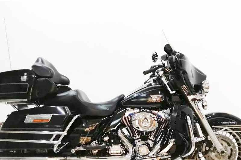 Harley Davidson Electra Glide 2008