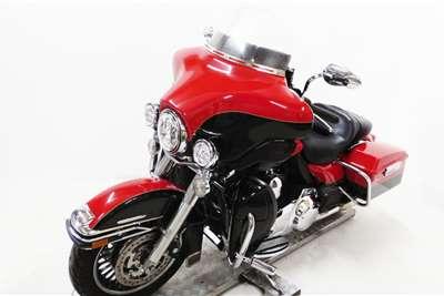 Harley Davidson Electra Glide 2010
