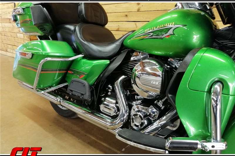 2015 Harley Davidson Electra Glide