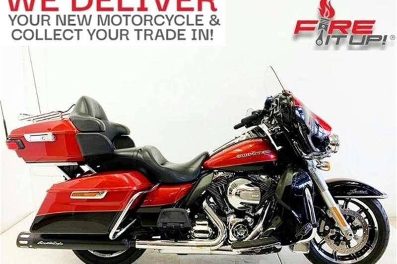 Harley Davidson Electra Glide ULT 2015