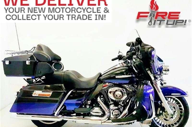 Harley Davidson Electra Glide ULT LTD 2010