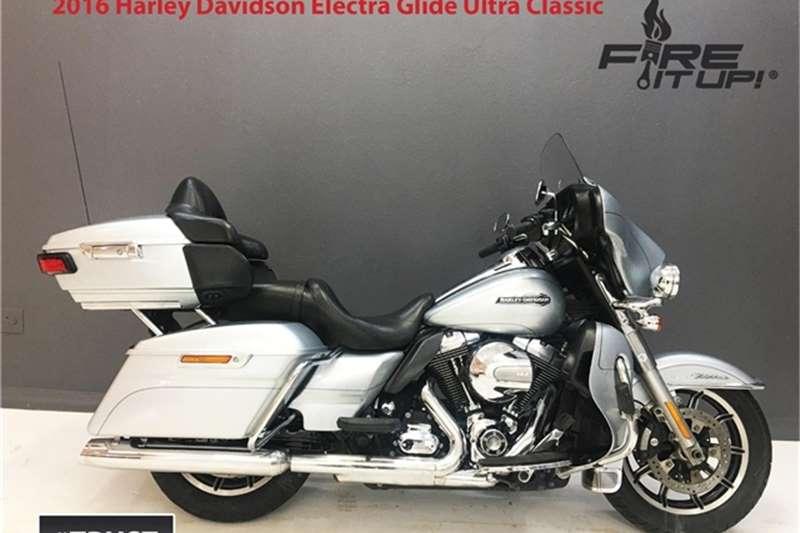 Harley Davidson Electra Glide ULTRA CLASSIC 103ci 2016