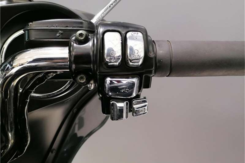 Harley Davidson Electra Glide Ultra Limited 103 2012