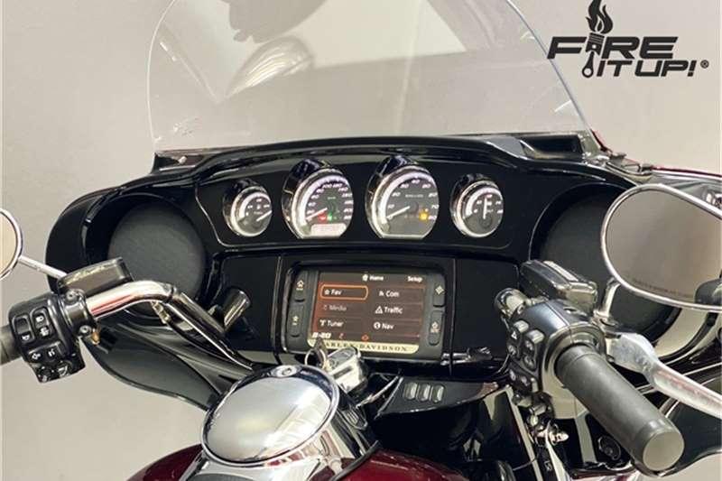 Harley Davidson Electra Glide ULTRA LIMITED 103 2016