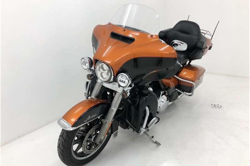 2014 Harley Davidson Electra Glide