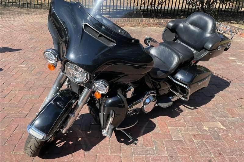 Used 2016 Harley Davidson Electra Glide Ultra Limited