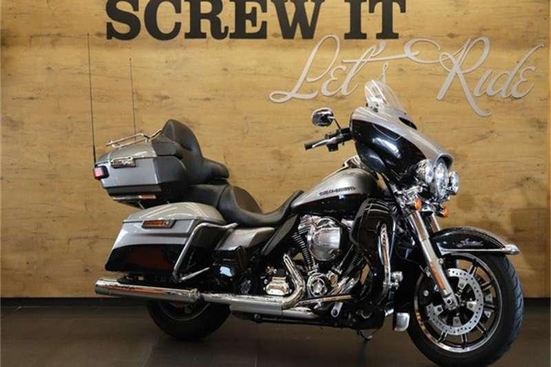 2017 Harley Davidson Electra Glide