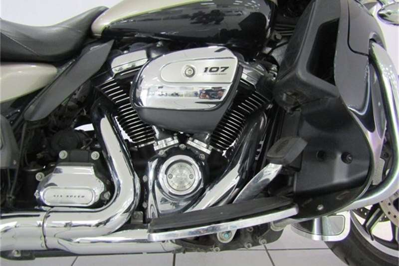2018 Harley Davidson Electra Glide