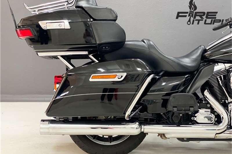 Harley Davidson Electra Glide ULTRA LIMITED Ultra Limited 2014