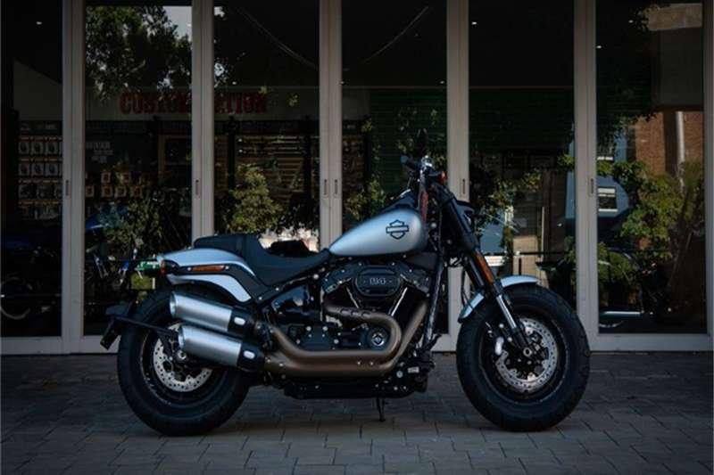 Used 2020 Harley Davidson Fat Bob 114
