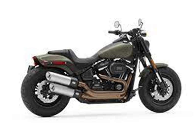 Used 2021 Harley Davidson Fat Bob 114