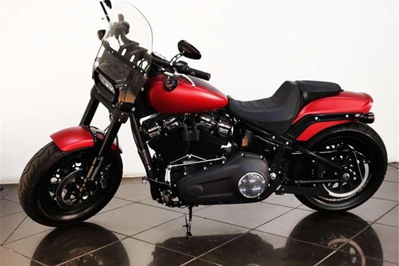 Used 2019 Harley Davidson Fat Bob