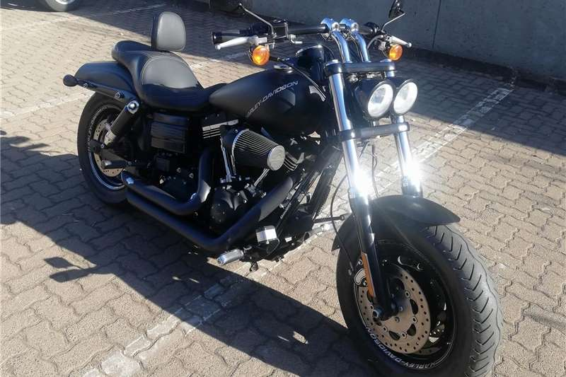 Used 2014 Harley Davidson Fat Bob