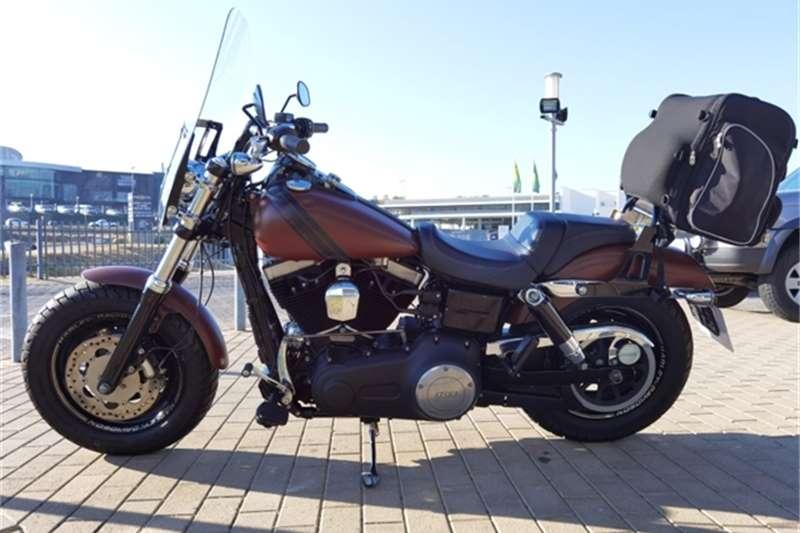 Used 2017 Harley Davidson Fat Bob