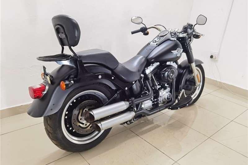 Used 2015 Harley Davidson Fat Boy