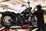 2018 Harley Davidson Fat Boy
